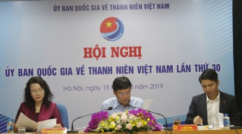 Konferensi  ke-30 Komite Nasional  tentang Pemuda Viet Nam - ảnh 1