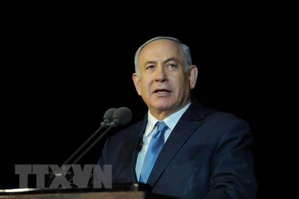 PM Israel memperpendek kunjunganya di AS setelah penembakan roket terhadap Tel Aviv - ảnh 1