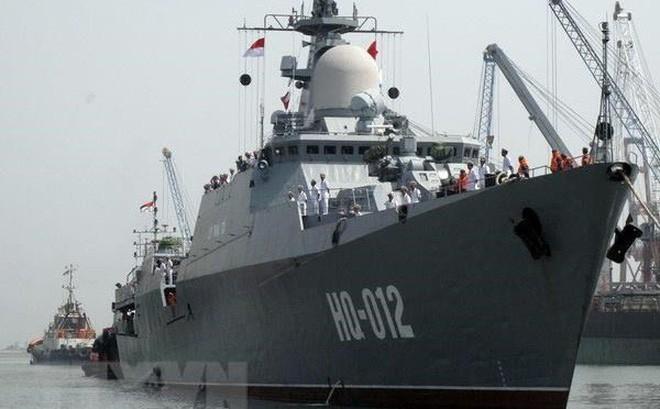Viet Nam mengirim kapal pengawal rudal Ly Thai To  untuk menghadiri pameran LIMA'19 - ảnh 1