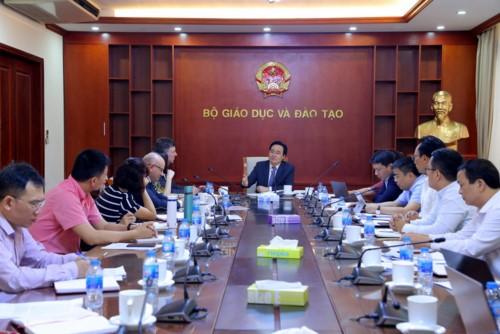 WB membantu Viet Nam dalam strategi induk tentang pengembangan pendidikan tinggi - ảnh 1