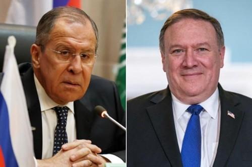 Menlu AS dan Rusia akan bertemu pada pekan depan untuk berbahas tentang situasi Venezuela - ảnh 1