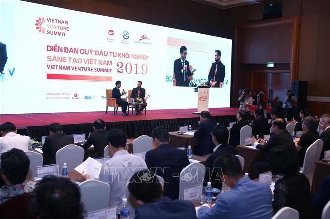 Forum Dana Investasi Start-up kreatif  Viet Nam-2019 - ảnh 1