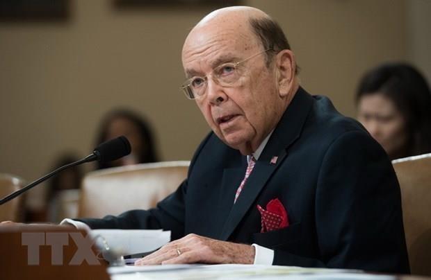 "Menteri Perdagangan AS  merendahkan prospek tentang satu ""permufakatan terakhir"" dengan Tiongkok - ảnh 1"