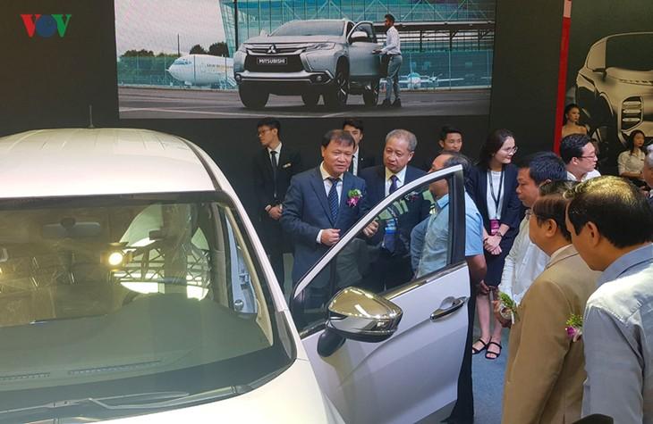 Pembukaan pameran internasional Vietnam AutoExpo 2019 - ảnh 1
