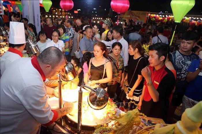 Kota Da Nang  mengembangkan brand  wisata kuliner - ảnh 1
