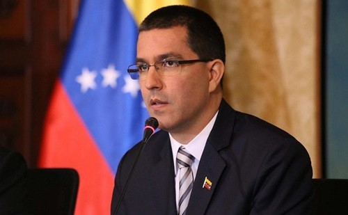 Venuzuela menuduh Uni Eropa  bermasud  merusak perundingan damai dengan faksi oposisi - ảnh 1