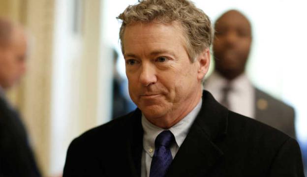 Presiden AS menetapkan  pemberian mandat kepada Senator  Rand Paul untuk berundingan dengan Iran - ảnh 1