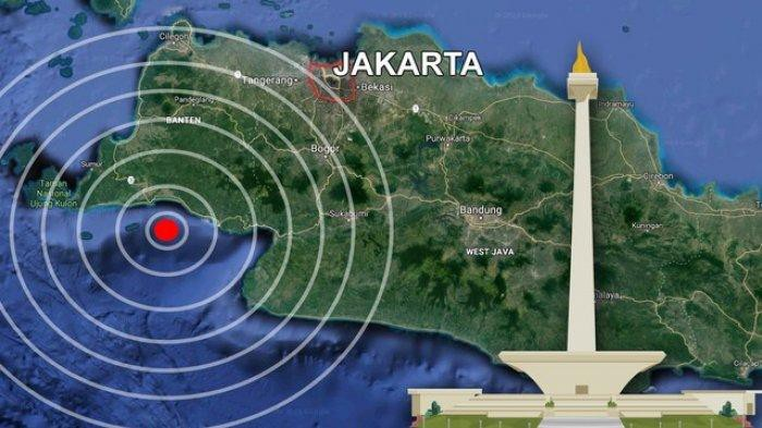 Indonesia mencabut peringatan tsunami - ảnh 1