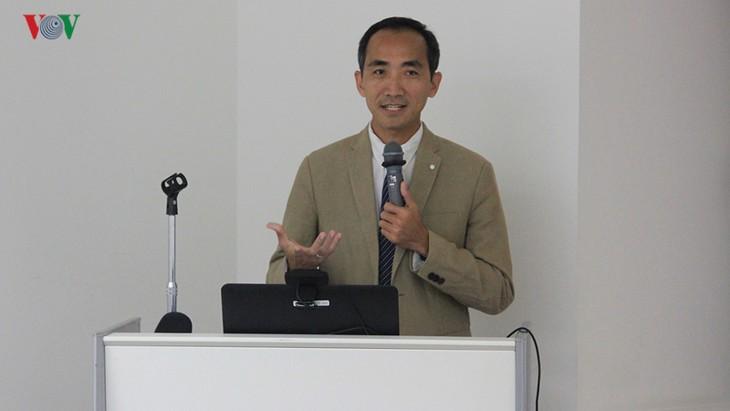 "Kira-kira 300 badan usaha akan berpartisipasi pada Program: ""Temu pergaulan kebudayaan dan perdagangan Viet Nam-Jepang"" kali ke-5 di Kota Can Tho - ảnh 1"