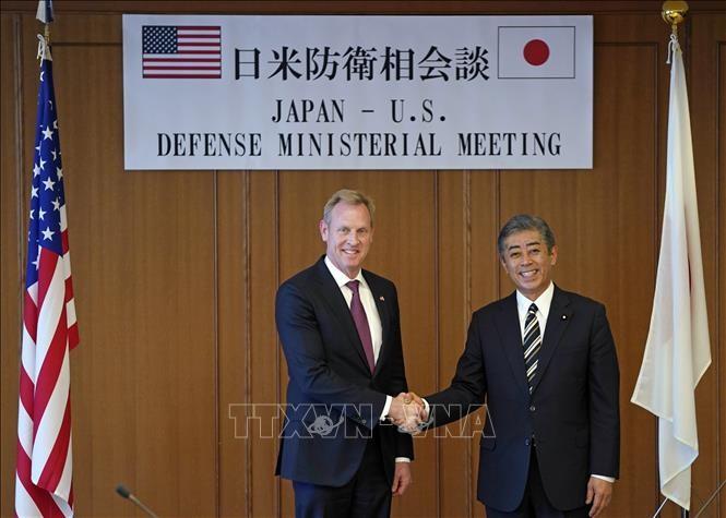 Jepang dan AS sepakat memperkuat kerjasama tentang masalah RDRK - ảnh 1