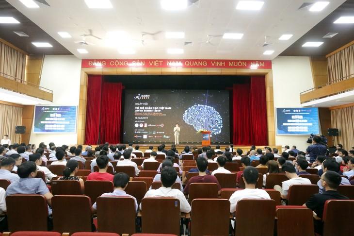 Hari  Inteligensi Artifisial  (AI)-tahun 2019:  Mengkonektivitas  ekosistim  AI - ảnh 1