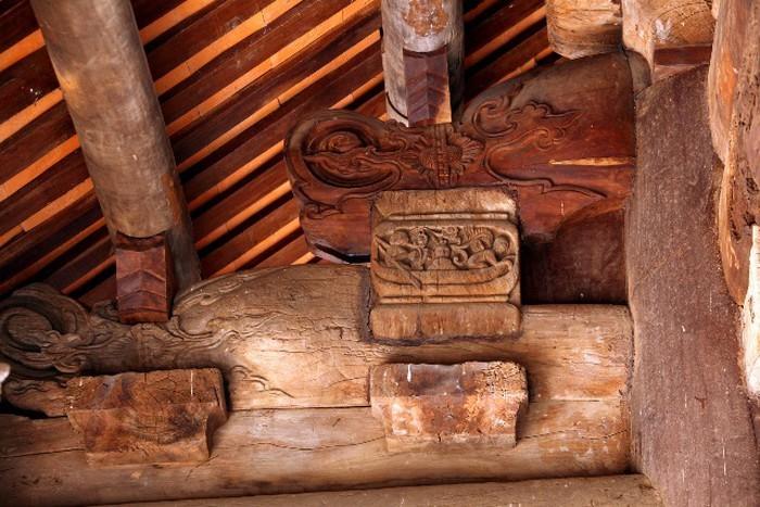 Balai Desa Tay Dang-Situs Peninggalan Sejarah Istimewa Nasional - ảnh 3