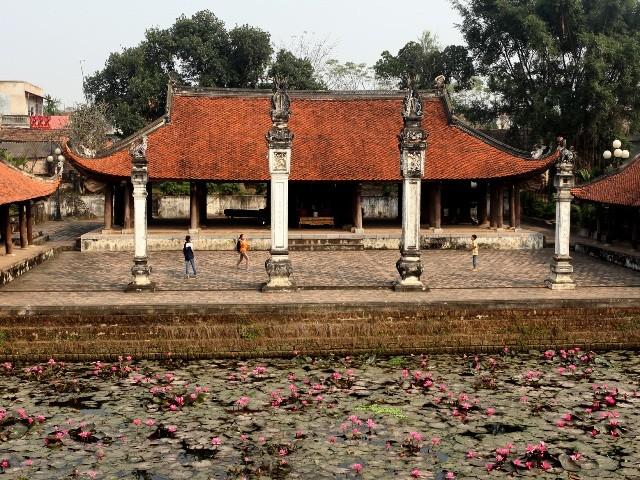 Balai Desa Tay Dang-Situs Peninggalan Sejarah Istimewa Nasional - ảnh 1