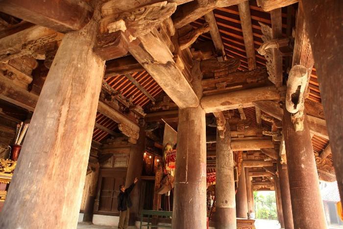 Balai Desa Tay Dang-Situs Peninggalan Sejarah Istimewa Nasional - ảnh 2