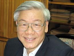 Nguyen Phu Trong effectuera une visite à Singapour - ảnh 1