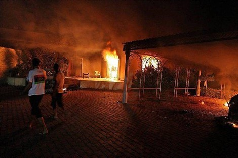 Libye: L'ambassadeur américain tué à Benghazi - ảnh 1