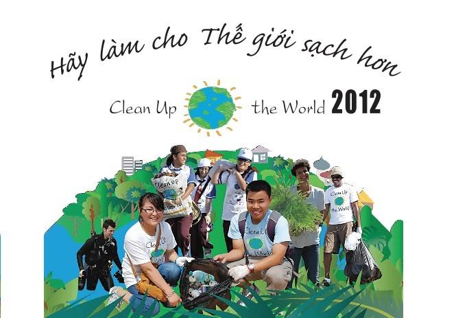 Lancement de la campagne nationale d'assainissement environnemental - ảnh 1