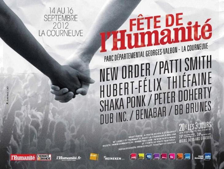 Ouverture de la Fête de l'Humanité 2012 - ảnh 1