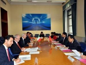 Renforcer la coopération Vietnam-Italie - ảnh 1