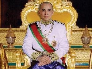 Activités du roi du Cambodge au Vietnam - ảnh 1