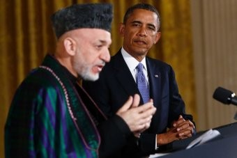 Suspending BSA with the US: Afghan President's intentional move - ảnh 1