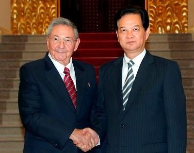 Reinforcing Vietnamese-Cuban special relationship - ảnh 1