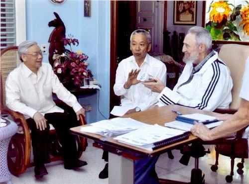 Reinforcing Vietnamese-Cuban special relationship - ảnh 2