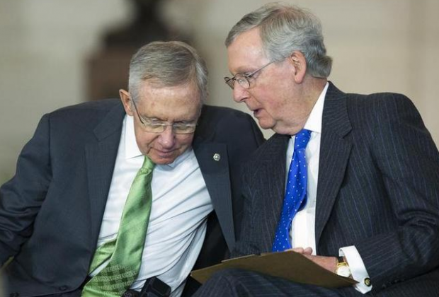 US Senate agrees on 2015 budget spending  - ảnh 1