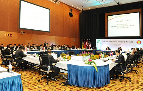 19th ASEAN Finance Ministers' Meeting opens - ảnh 2