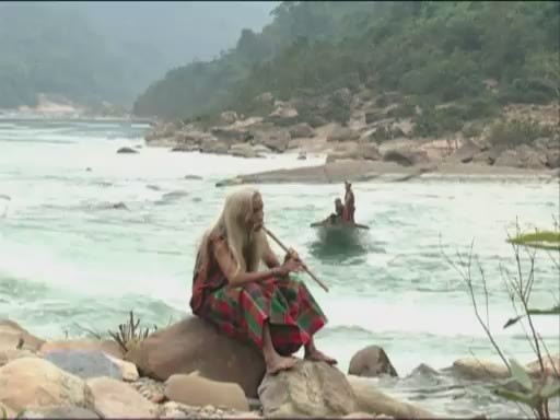 Flute melodies of the Bru-Van Kieu echo through Truong Son range