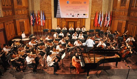 The 3rd Hanoi Int'l Piano competition begins - ảnh 1