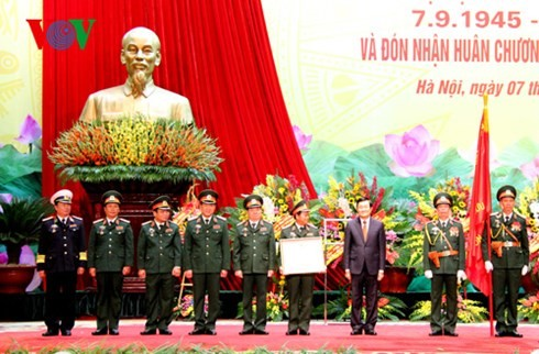 70th anniversary of the General Staff of the Vietnam People's Army  - ảnh 2