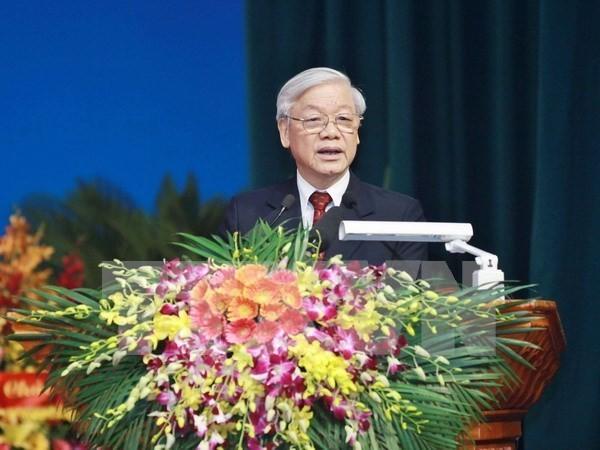 Party General Secretary Nguyen Phu Trong to visit Japan    - ảnh 1
