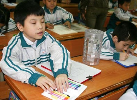 International support for integrated education model in Quang Ngai - ảnh 1