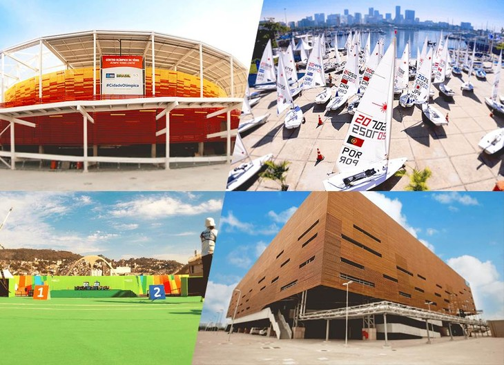 Brazil ready for Olympics 2016 - ảnh 1