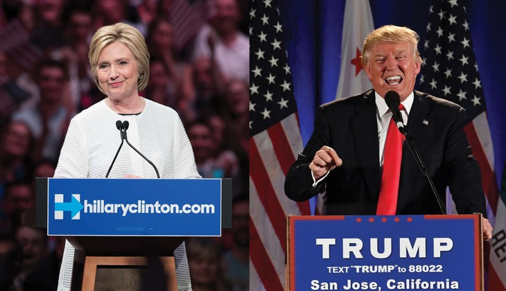 US Presidential candidates and contrary economic policies - ảnh 1