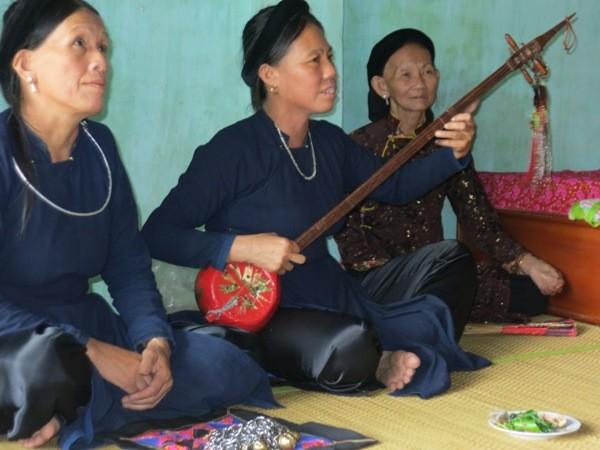 Nung's birthday celebrations demonstrate filial piety - ảnh 1