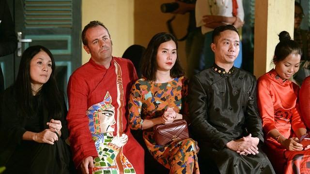 Tourism promotes Vietnam's Ao dai - ảnh 1