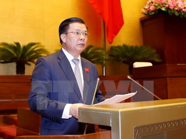 Finance Minister elaborates public debts to the National Assembly - ảnh 1