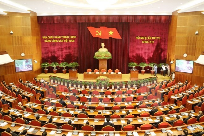 Strengthening the Party's leadership, internal unity, and consensus - ảnh 1