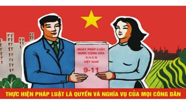 Improving the efficiency of Vietnam Law Day - ảnh 1