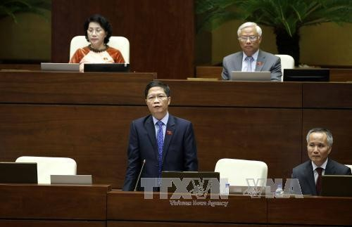 National Assembly approves targeted GDP growth of 6.7% for 2017 - ảnh 1