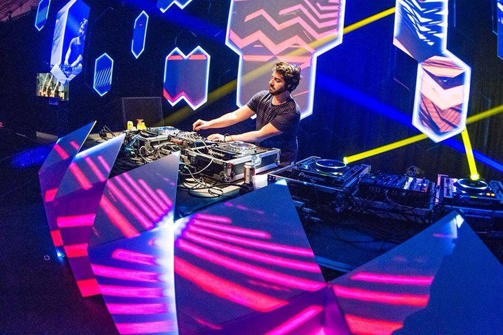 DJ Attar opens the Belgian Week in Vietnam  - ảnh 1