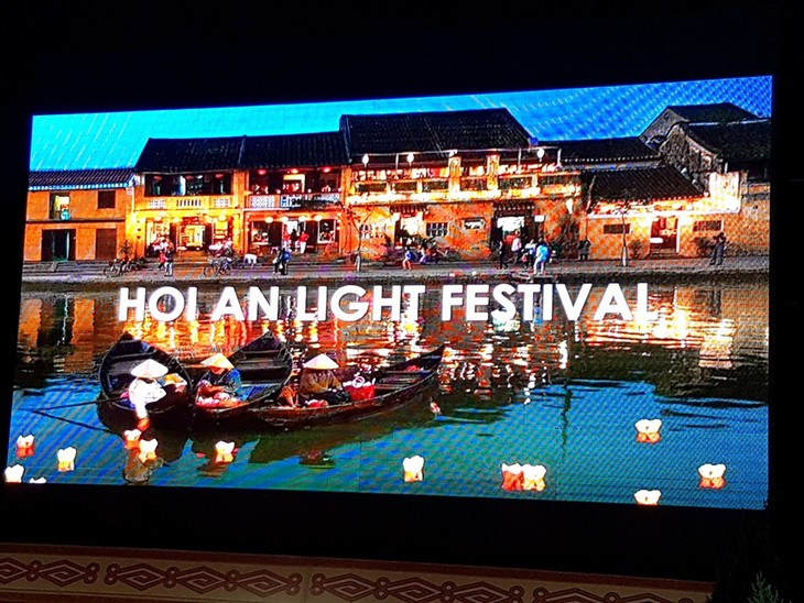 Hoi An to host Light Festival - ảnh 1