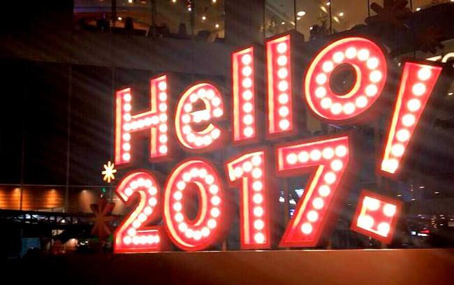 Vietnamese welcome New Year 2017 - ảnh 1