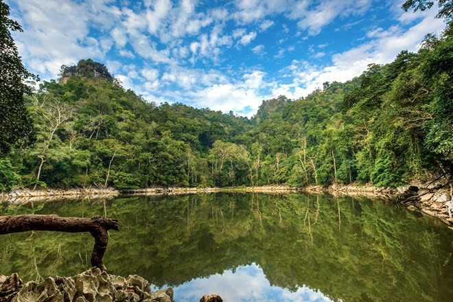 Vietnam seeks UNESCO recognition for Ba Be-Na Hang natural heritage - ảnh 2