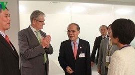 NA Chairman begins official visit to the US - ảnh 1