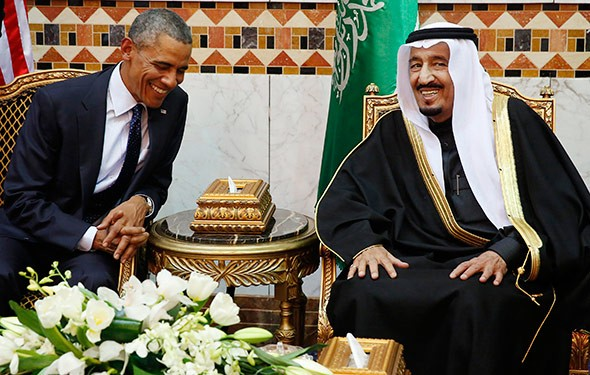 US, Saudi Arabia pledge to strengthen security cooperation  - ảnh 1