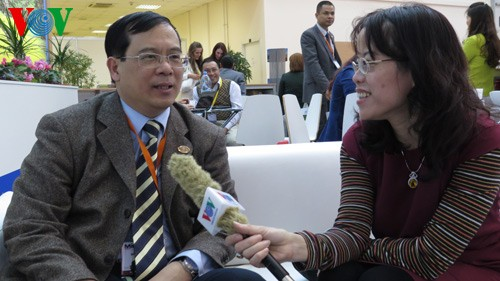 Vietnam travel firms join int'l tourism fair in Moscow - ảnh 1