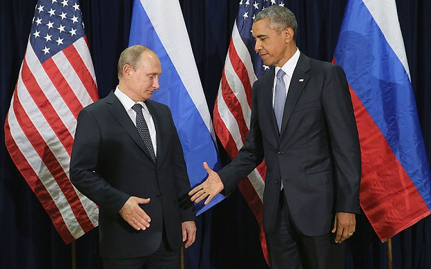 Russia, US share similarities on Ukraine and Middle East issues - ảnh 1